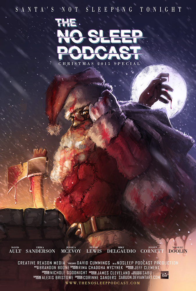 NoSleep Podcast S6E13 - Christmas 2015 Special - The ...