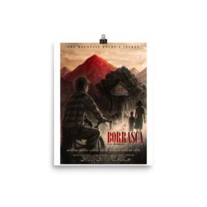 BORRASCA Photo paper poster