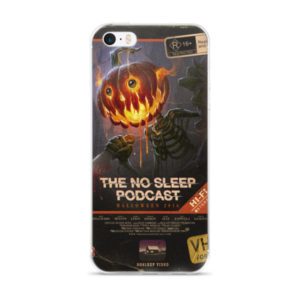 HALLOWEEN 2016 (cut-out) iPhone case