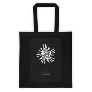SOFT WHITE DAMN Tote bag