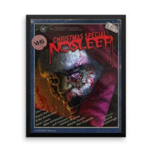 CHRISTMAS 2016 Framed photo paper poster