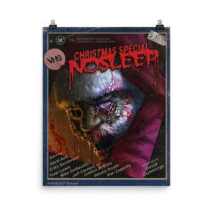 CHRISTMAS 2016 Matte Poster