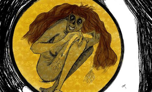 The Bog King's Daughter